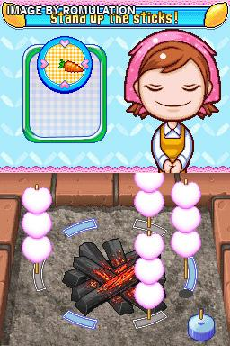 Cooking Mama  for NDS screenshot
