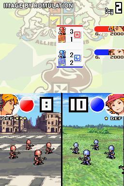 DS #0088: Advance Wars - Dual Strike (U) | GBAtemp.net ...