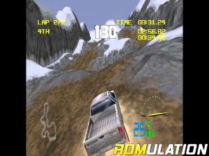 4x4 Evolution for PS2 screenshot