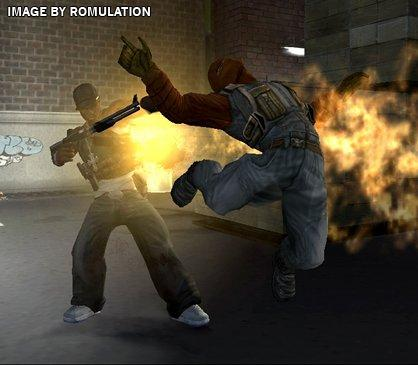 50 Cent - Bulletproof (USA) PS2 / Sony PlayStation 2 ISO