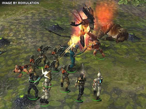 Aliens vs. Predator extinction (usa) ps2 / sony playstation 2.