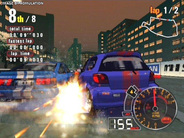 Auto Modellista  Usa  Ps2    Sony Playstation 2 Iso
