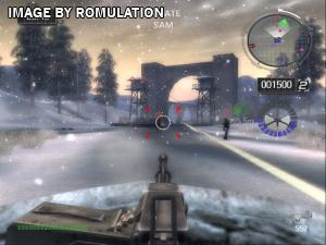 Battlefield 2 - Modern Combat for PS2 screenshot