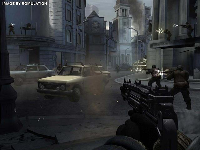 Black (USA) PS2 / Sony PlayStation 2 ISO Download | RomUlation