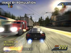 Burnout 3 - Takedown for PS2 screenshot