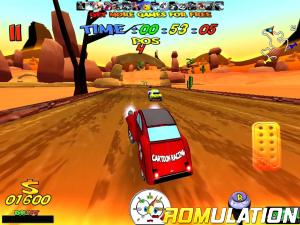 Cartoon Network Racing for PS2 screenshot