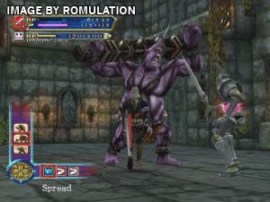 Castlevania - Curse of Darkness for PS2 screenshot