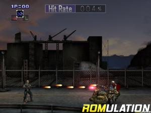 Contra - Shattered Soldier for PS2 screenshot