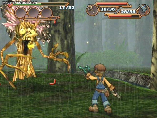 Dark Cloud 2 (USA) PS2 / Sony PlayStation 2 ISO Download ...
