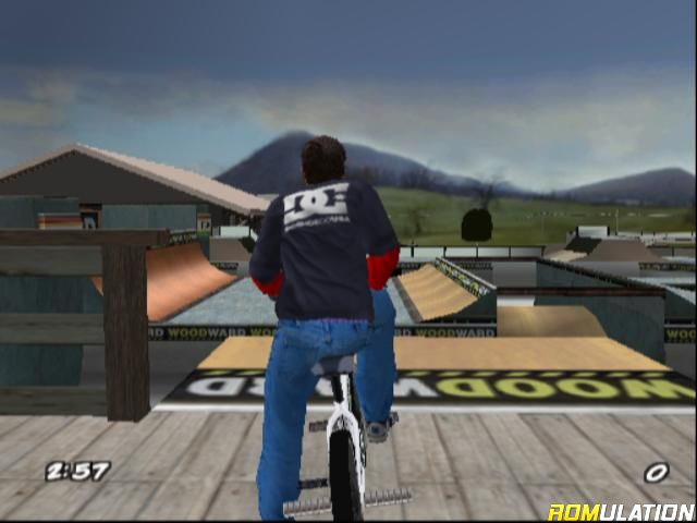 Dave Mirra Freestyle BMX 2 (USA) PS2 / Sony PlayStation 2 ISO