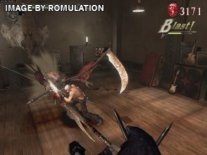 Devil May Cry 3 - Dante's Awakening - Special Edition for PS2 screenshot