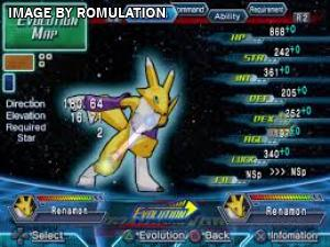 Digimon World - Data Squad for PS2 screenshot