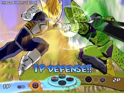 Dragon Ball Z - Budokai 3 (USA) PS2 / Sony PlayStation 2 ISO