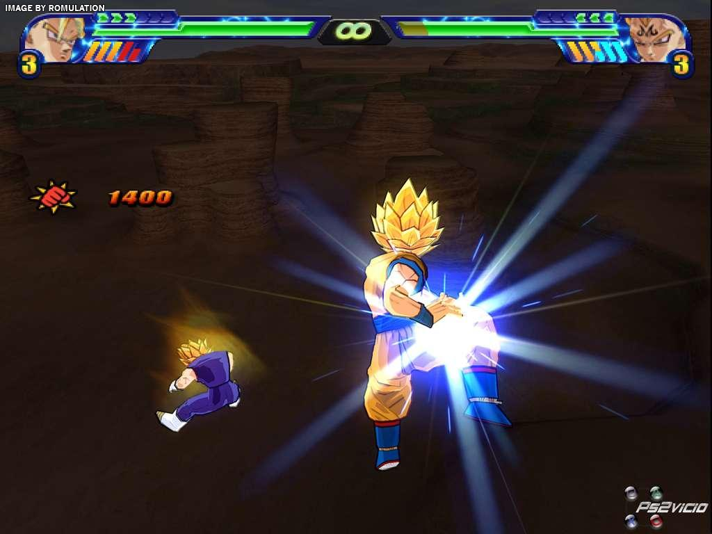download game dragon ball z budokai tenkaichi 3 iso pcsx2