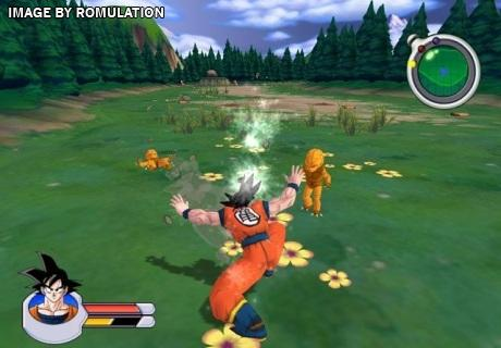 Dragon Ball Z Sagas Usa Ps2 Sony Playstation 2 Iso Download Romulation
