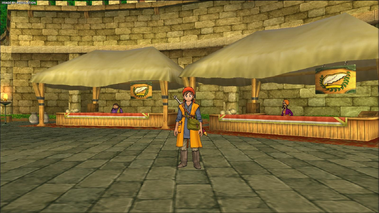 dragon warrior 5 rom