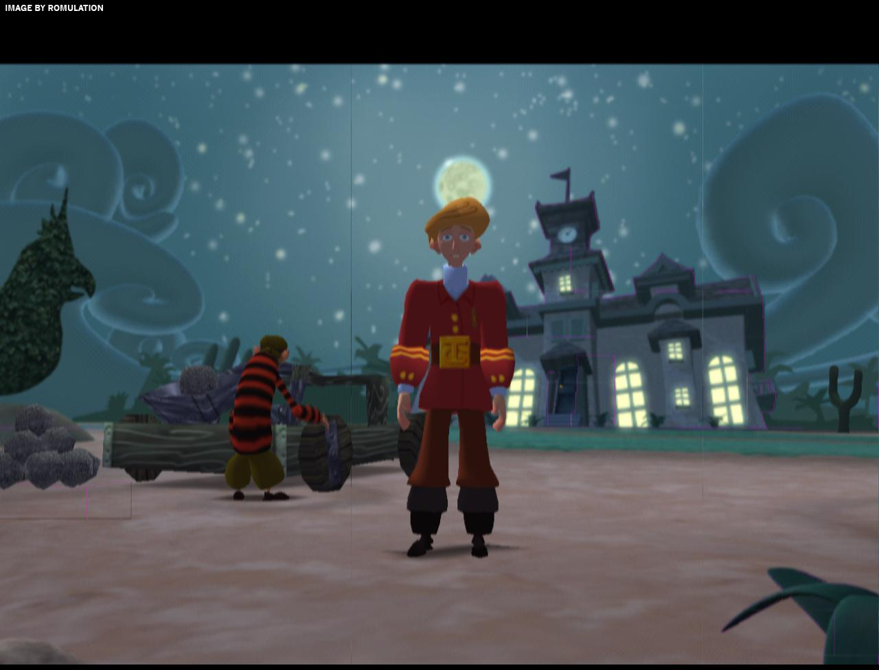 Escape From Monkey Island Android