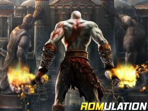 God of War for PS2 screenshot