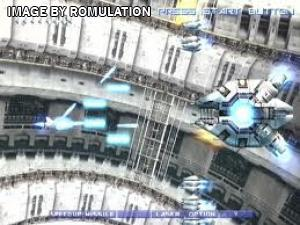 Gradius V for PS2 screenshot