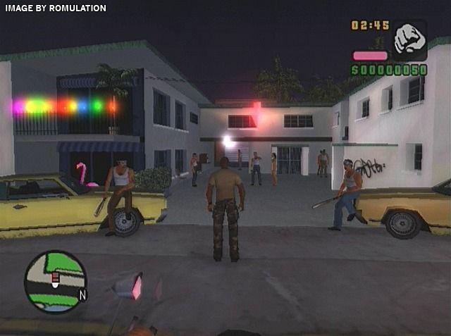 Grand Theft Auto - Vice City Stories (USA) PS2 / Sony ...