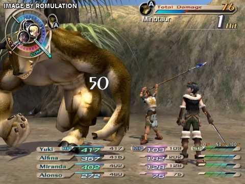 Grandia III (USA) PS2 / Sony PlayStation 2 ISO Download | RomUlation