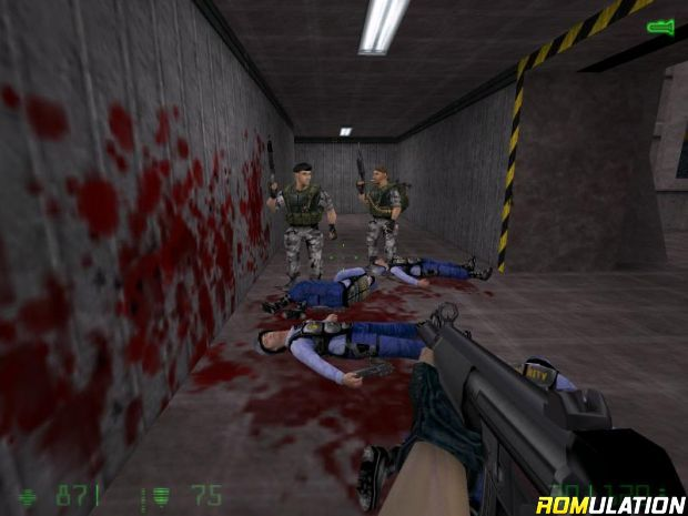 Half-Life (USA) PS2 / Sony PlayStation 2 ISO Download | RomUlation