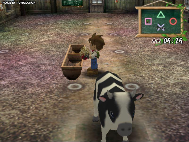 Harvest Moon - A Wonderful Life - Special Edition (USA) PS2   Sony ... 4325ee7a2818