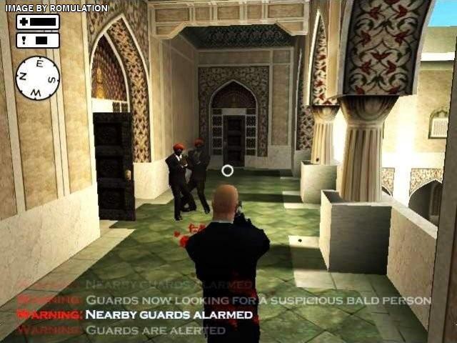 Hitman 2 Silent Assassin Usa Sony Playstation 2 Ps2 Iso