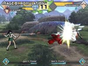inuyasha feudal combat iso