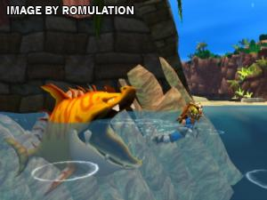 Jak and Daxter - The Precursor Legacy for PS2 screenshot