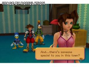 Kingdom Hearts Re-Chain of Memories for PS2 screenshot