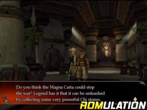 Magna Carta - Tears of Blood for PS2 screenshot