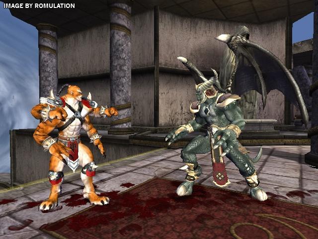 Mortal Kombat - Armageddon (USA) PS2 / Sony PlayStation 2