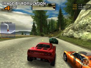 Need for Speed - Hot Pursuit 2 for PS2 screenshot
