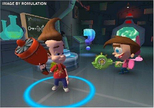Nicktoons Unite! (USA) Sony PlayStation 2 (PS2) ISO Download - RomUlation