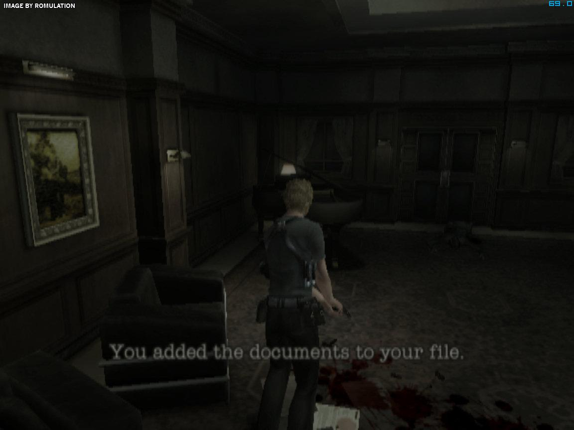 resident evil dead pc game download