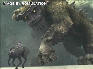 Shadow of the Colossus for PS2 screenshot