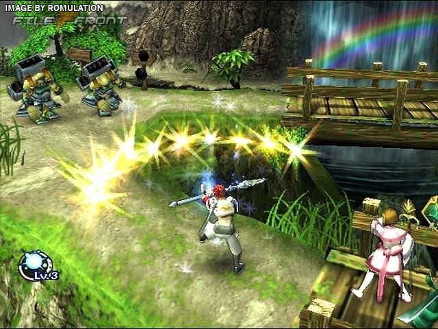 Shining Force Neo (USA) PS2 / Sony PlayStation 2 ISO Download