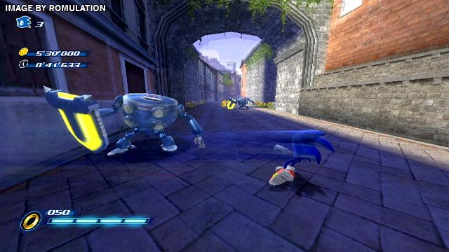 sonic unleashed rom download