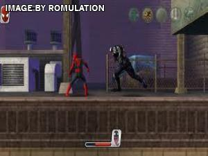 Spider-Man - Web of Shadows for PS2 screenshot
