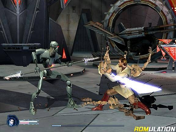 Star Wars Ep Iii Revenge Of The Sith Usa Sony Playstation 2 Ps2 Iso Download Romulation