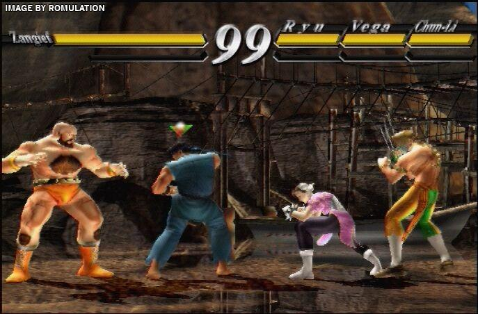Street Fighter Ex3 Usa Sony Playstation 2 Ps2 Iso Download
