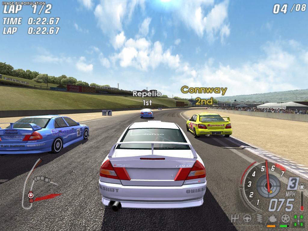 Toca pro race driver