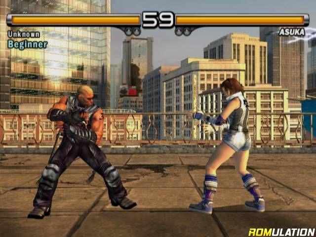 Tekken 5 (USA) PS2 / Sony PlayStation 2 ISO Download
