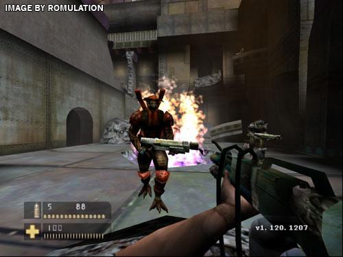 Turok - Evolution (USA) PS2 / Sony PlayStation 2 ISO Download