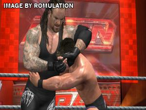 WWE SmackDown! vs. Raw 2011 for PS2 screenshot