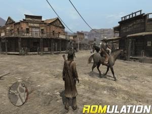 Red Dead Redemption GOTY Edition for PS3 screenshot