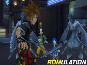 Kingdom Hearts HD 2.5 ReMIX for PS3 screenshot