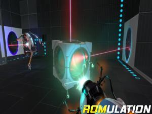Portal 2 for PS3 screenshot