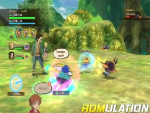 Ni No Kuni Wrath of the White Witch for PS3 screenshot
